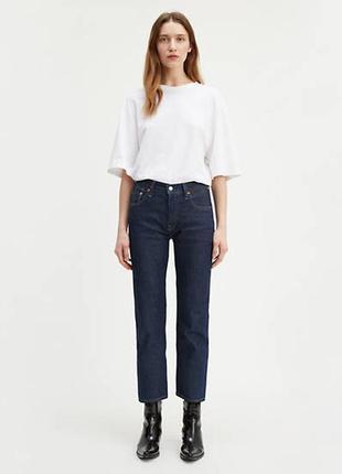 Вкорочені джинси levis 501