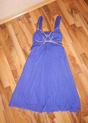 Шикарное летнее платье фирмы seam