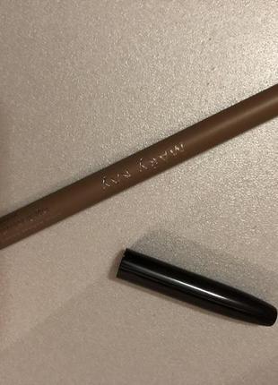 Деревянный карандаш для бровей mary kay блондин