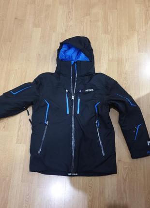 Шикарная лыжная/сноубордская куртка