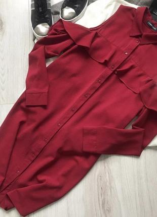 Платье рубашка cameo rose