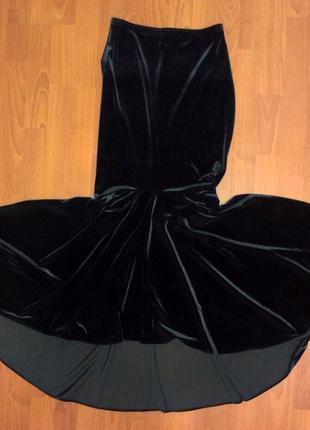 длинная ажурная юбка крючком описание и схемы