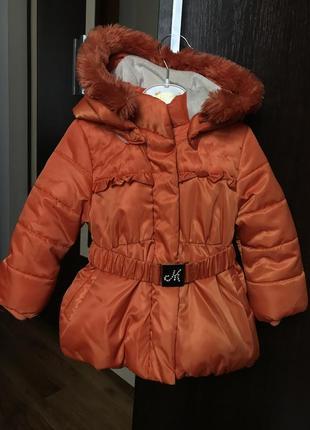 Куртка, курточка, mayoral, весна, осень