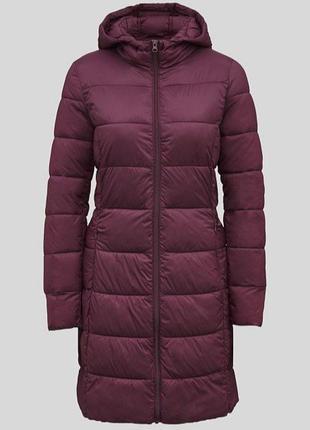 Легкое дутое пальто1 фото