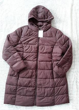 Легкое дутое пальто2 фото