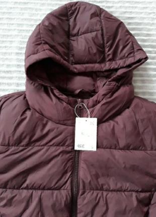 Легкое дутое пальто4 фото