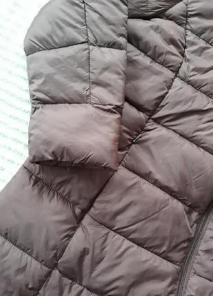 Легкое дутое пальто5 фото