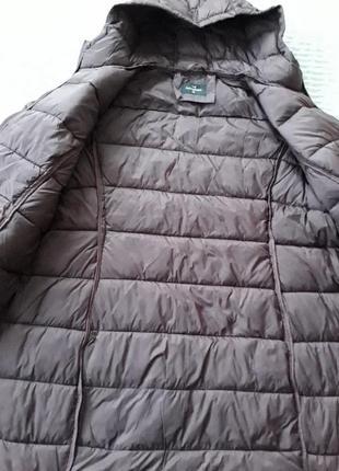 Легкое дутое пальто7 фото
