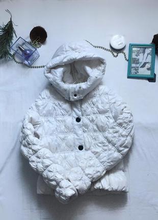 Пуховик куртка курточка коротенька пуховичок урокочений пуховік