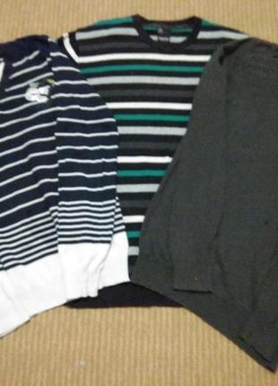 Продам три мужских свитера за ценой 120грн все