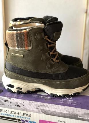 Зимние ботинки, спортивные кроссовки6 фото
