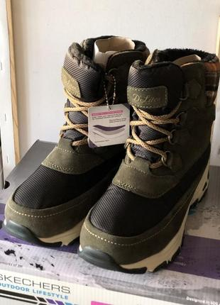 Зимние ботинки, спортивные кроссовки2 фото