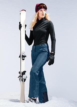 Штаны для лыж и сноуборда от tchibo в джинсовом стиле германия 34 евро наш 38 размер