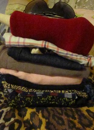 Пакет женских  вещей большой 42-44.