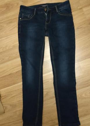 Зимние качественные джинсы r.m.jeans