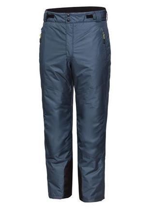 Функциональные мужские лыжные штаны crivit®, р.56