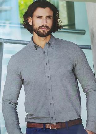 Мужская теплая рубашка от watsons германия