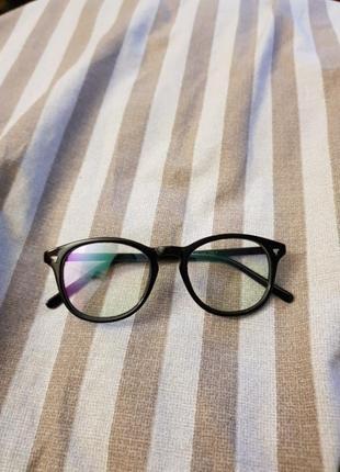 Имиджевые очки оправа