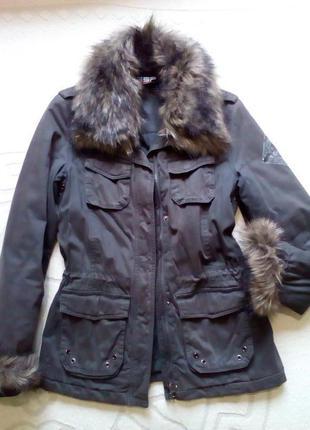 Куртка-парка осень -зима