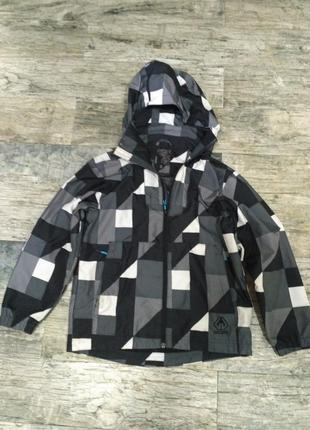 Деми куртка от warp 146-152см