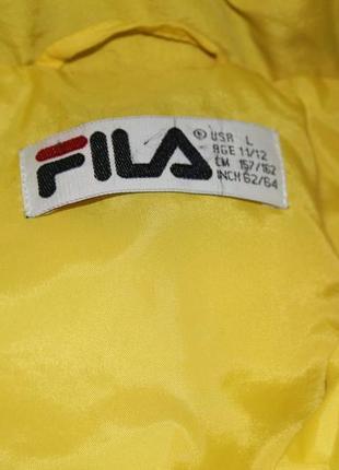 Куртка fila l 11-12 лет, теплая,зимняя, лыжная2 фото