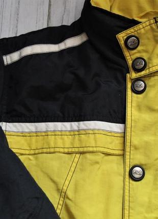 Куртка fila l 11-12 лет, теплая,зимняя, лыжная4 фото