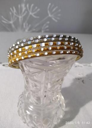 Набор браслетов из пяти штук(.857)