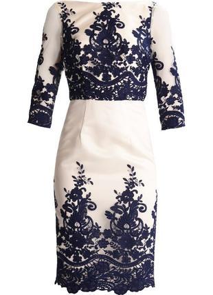 Очень красивое вечернее платье / платье для корпоратива chi chi london