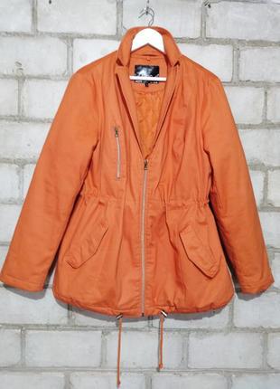 Стеганая   хлопковая  куртка