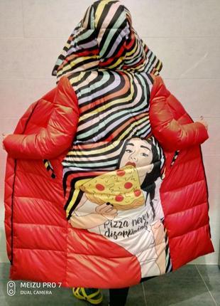 Пуховик одеяло