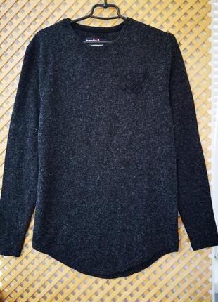 Мягусенький стильный свитерок.. свитшот