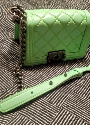 Chanel сумка під шанель
