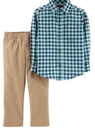 Нарядный костюм для мальчика р.104-116 carter's (картерс)