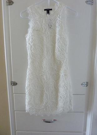 Платье forever 21