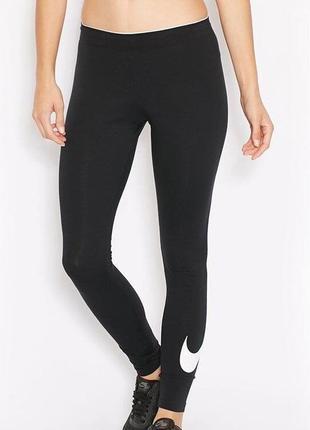 Спортивные штаны легинсы nike