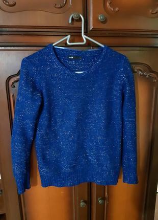 Блестящий свитерок