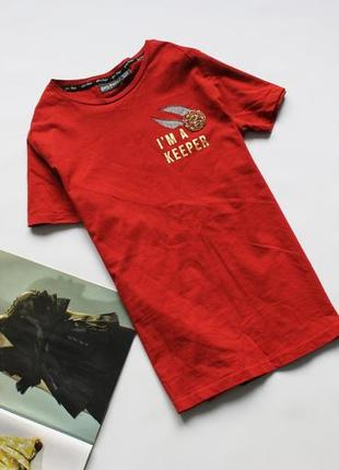 Классная футболка гарри поттер 8 с