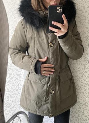 Парка куртка nly trend