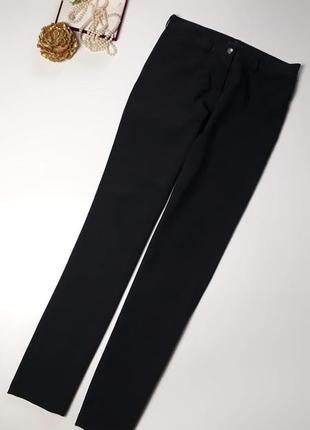 Брюки джинсы прямые черные gucci