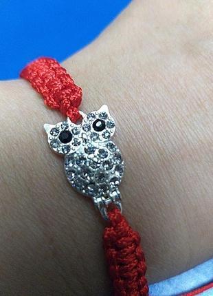 Красная нить-браслет!