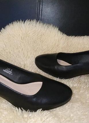 Footglove туфлі шкіра
