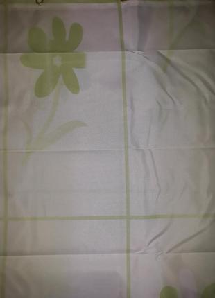 Штора для ванной, банная шторка, занавеска, штора для ванної miranda