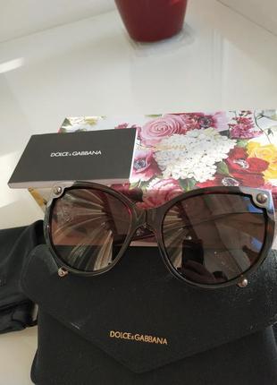 Солнцезащитные очки dolce & gabbana dg 4337 (502/73)