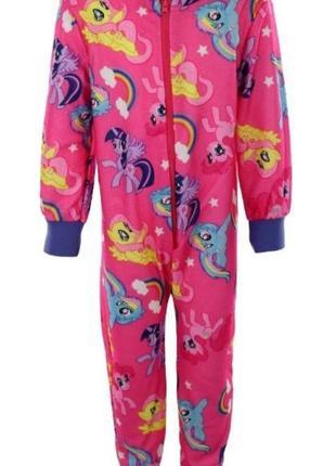 Кигуруми слип пижама с пони