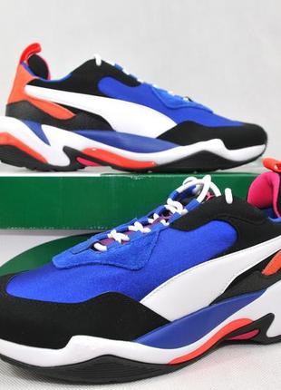 Оригинал!  puma thunder 4 life, мужские кроссовки стильные spectra, 369471-01