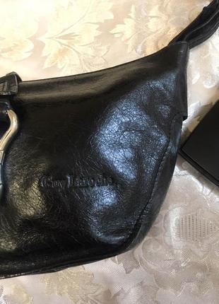 Брендовая сумка guy laroche  натуральная кожа оригинал