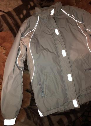Горнолыжная куртка термо