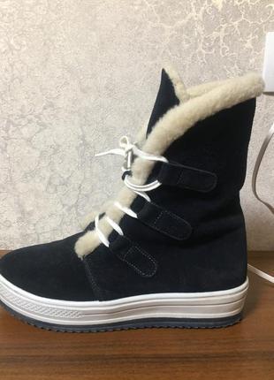 Ботинки зима! очень тёплые