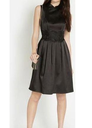 Oasis фантастически красивое маленькое черное платье, р.10-36, s-ка