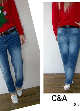 Крутые джинсы c&a